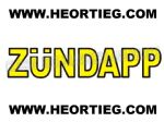 ZUNDAPP TANK AND FAIRING TRANSFER DECAL DZU19-6